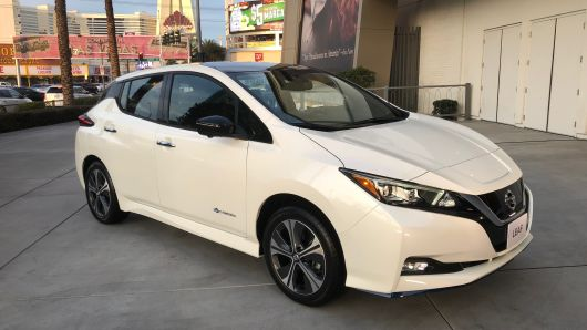 98 A 2020 Nissan Leaf Specs and Review