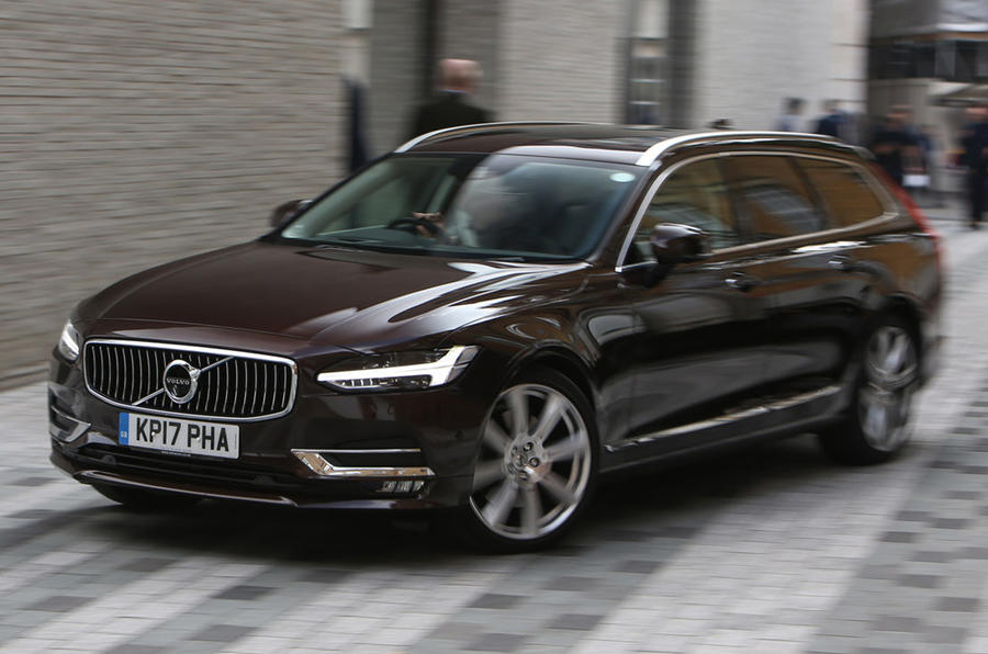 98 A Volvo V90 New Model and Performance