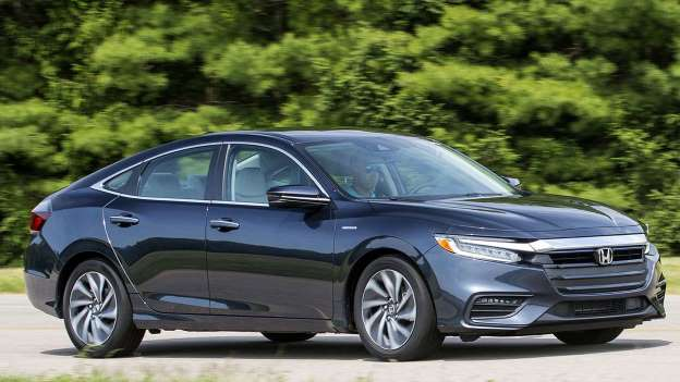 98 All New 2019 Honda Insight Ratings