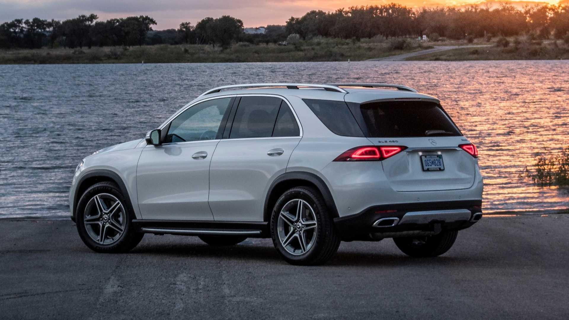 98 All New 2020 Mercedes GLE Redesign and Review