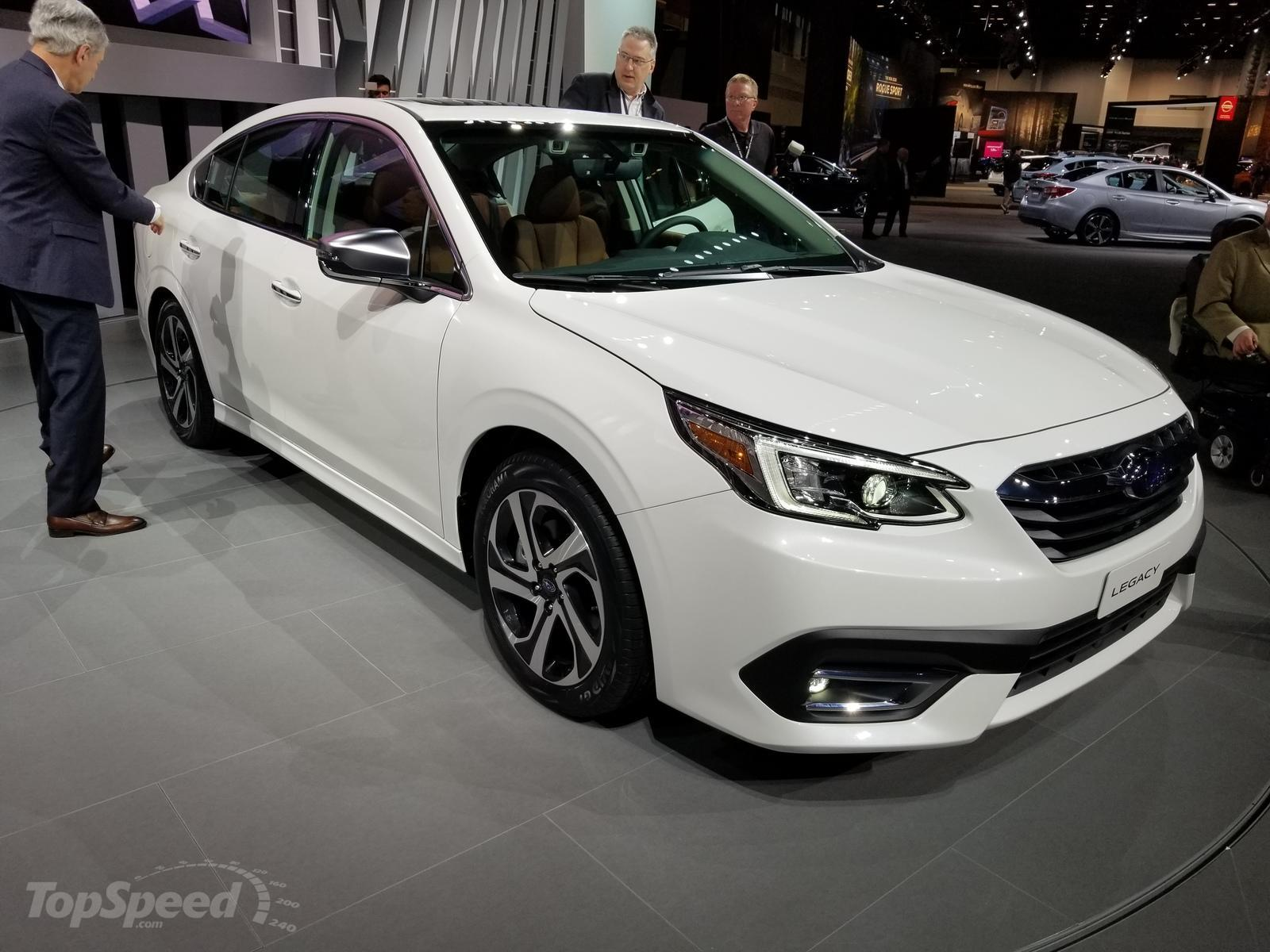 98 All New 2020 Subaru Legacy Redesign and Concept