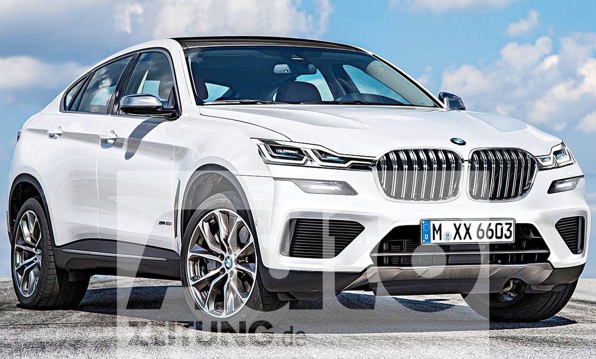 98 All New BMW X62020 Pictures