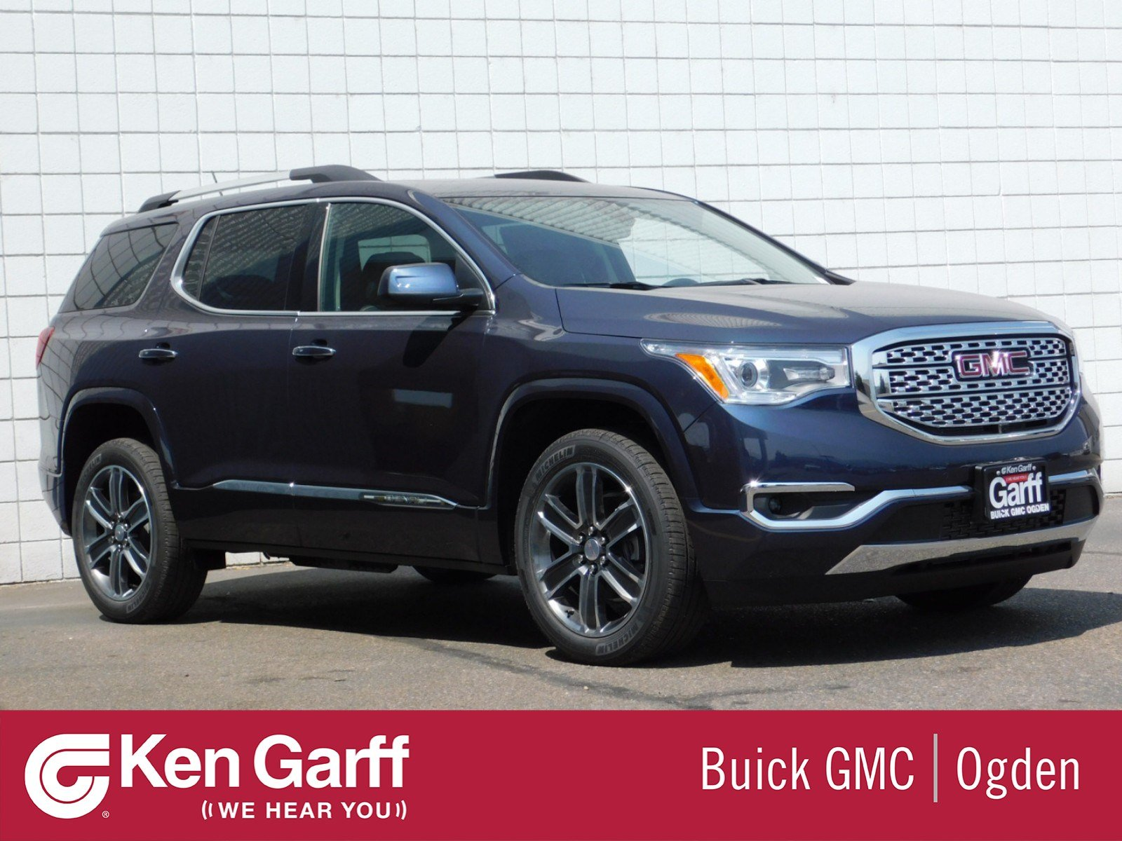 98 Best 2019 Gmc Acadia Denali Review and Release date