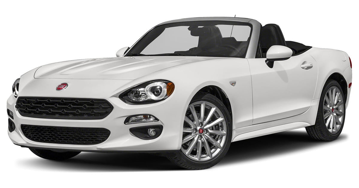 98 New 2019 Fiat Spider Release Date