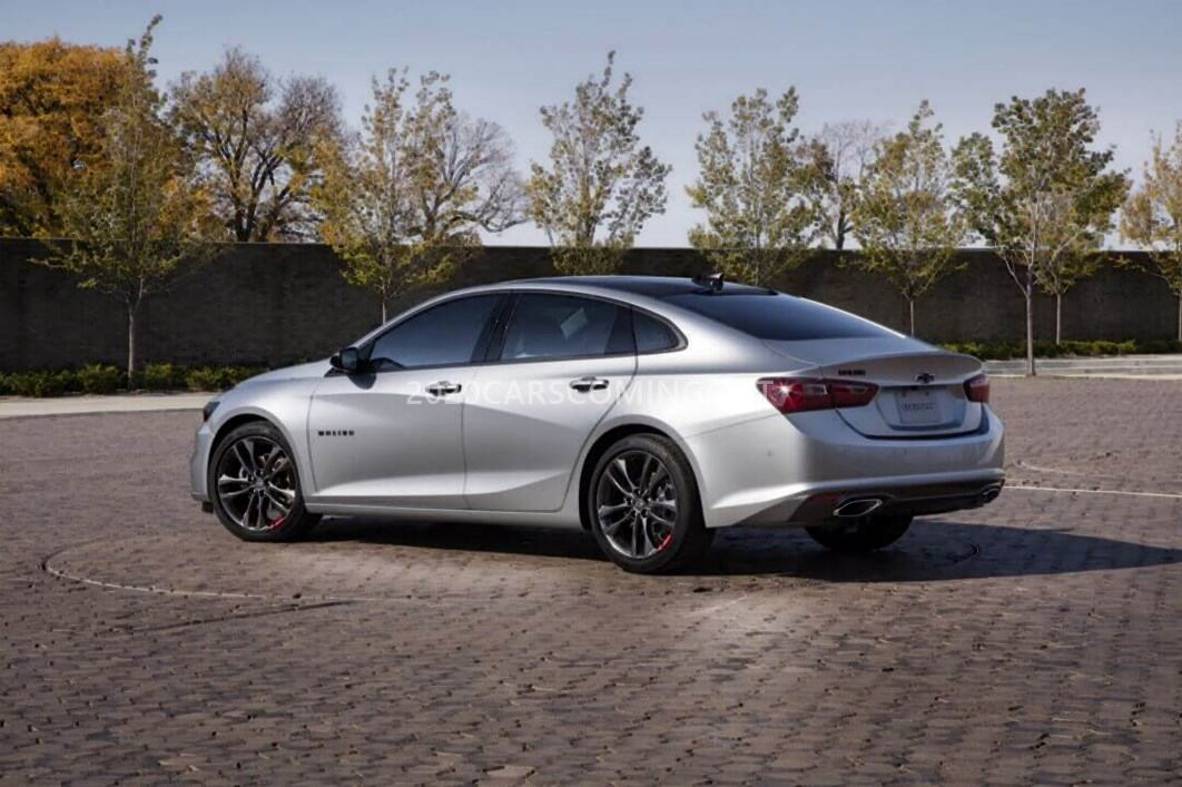 98 New 2020 Chevrolet Malibu First Drive