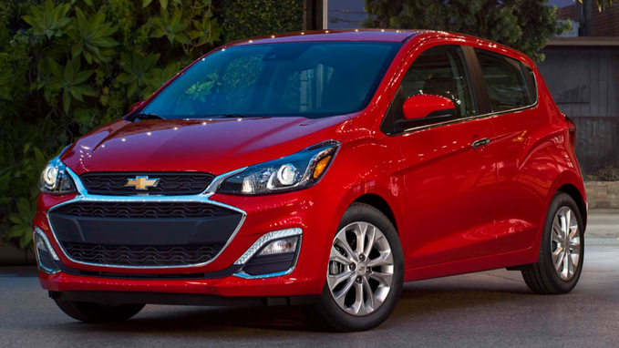 98 New 2020 Chevrolet Spark Price