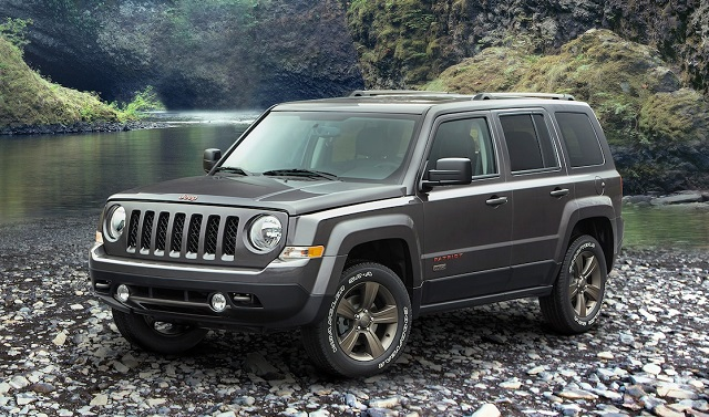 98 New 2020 Jeep Patriot Research New