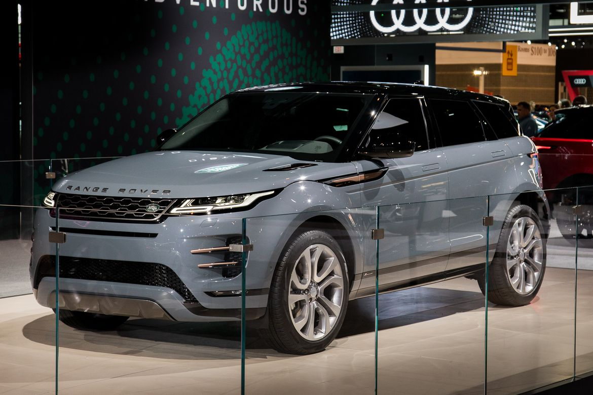 98 New 2020 Range Rover Evoque Model