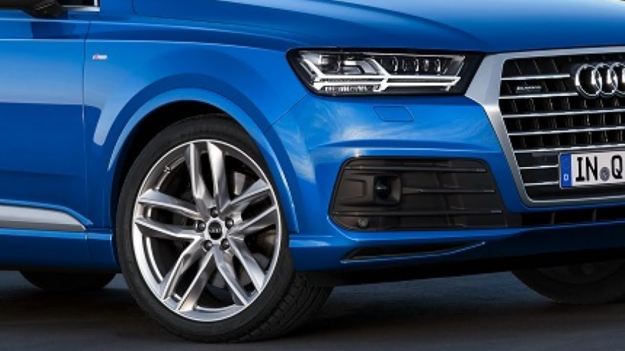 98 The 2019 Audi Q5 Suv Price Design and Review