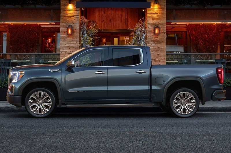98 The 2020 GMC Canyon Price