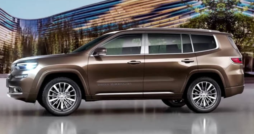98 The 2020 Jeep Wagoneer Pictures
