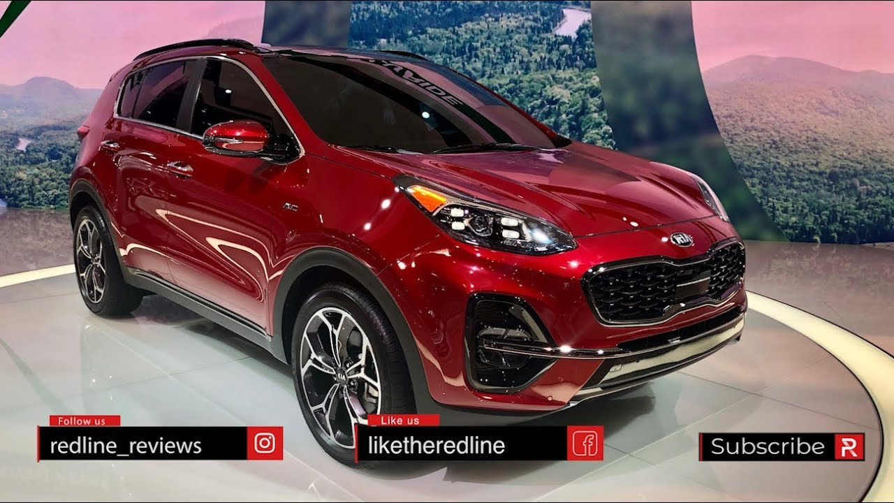 98 The 2020 Kia Sportage New Review