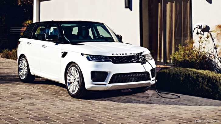 98 The 2020 Range Rover Sport Release