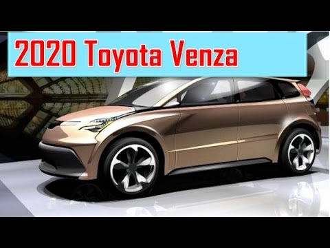 98 The 2020 Toyota Venza Performance