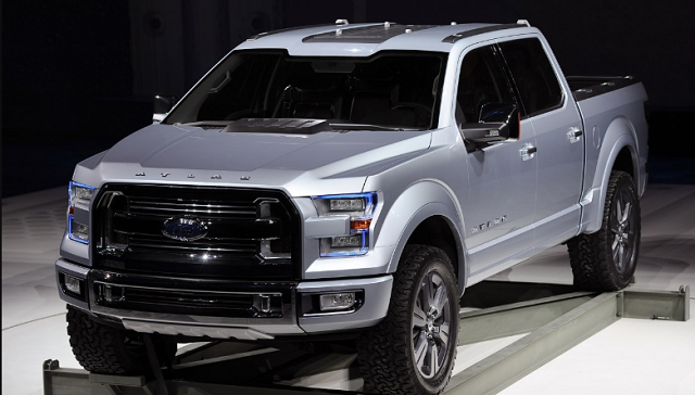 98 The Best 2020 Ford Atlas Concept and Review