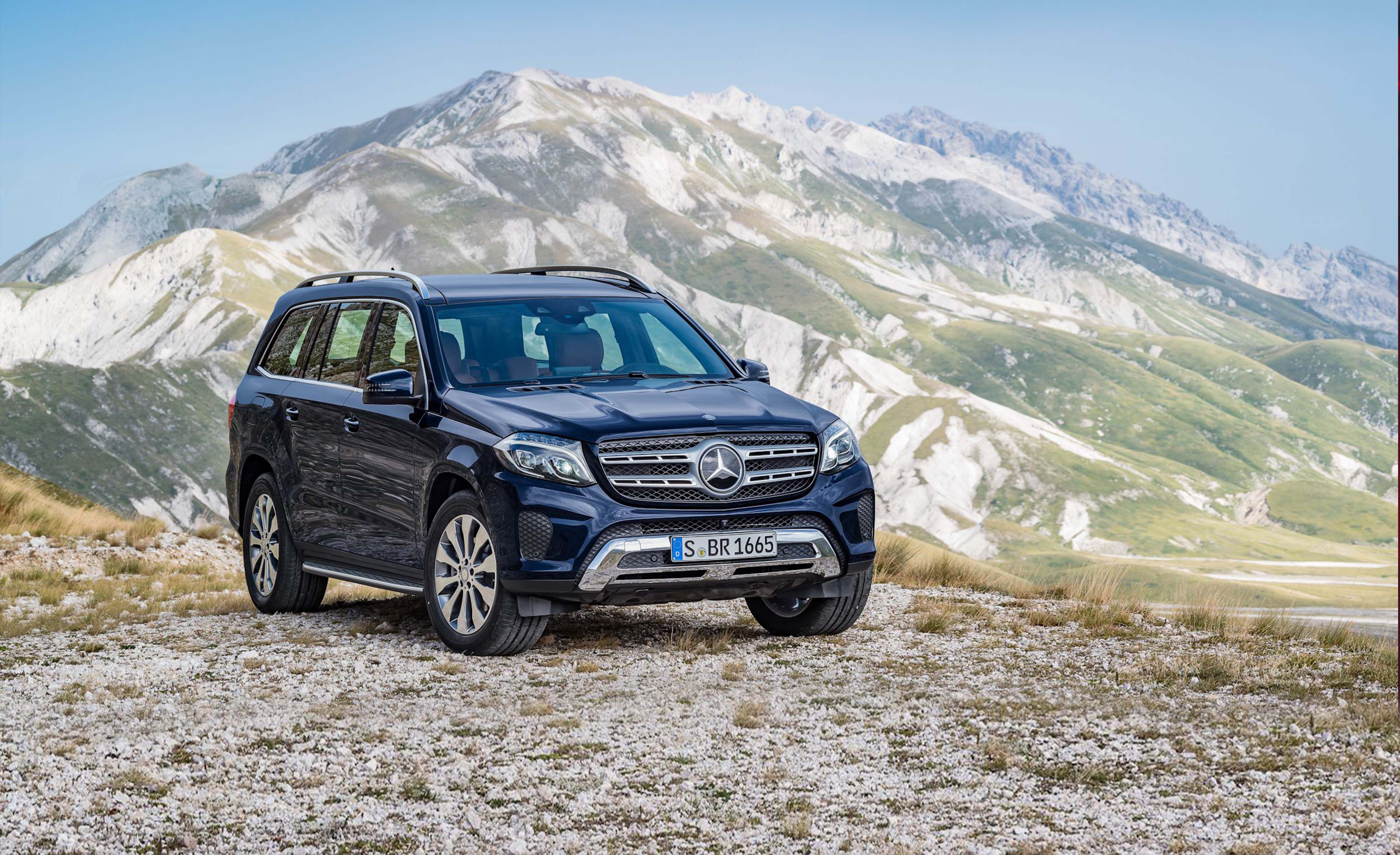 98 The Best 2020 Mercedes Gl Class Rumors