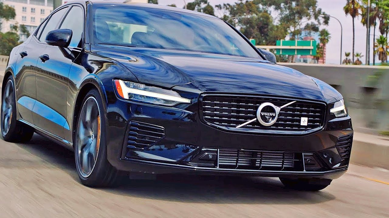 98 The Best 2020 Volvo S60 First Drive
