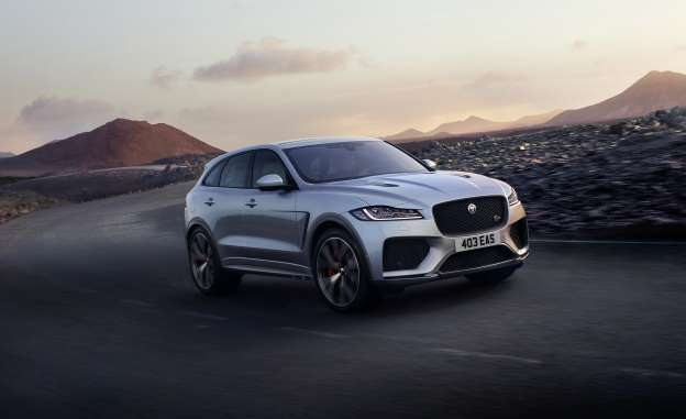 99 A 2019 Jaguar Suv Research New