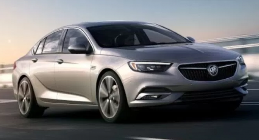 99 A 2020 Buick Verano Spesification