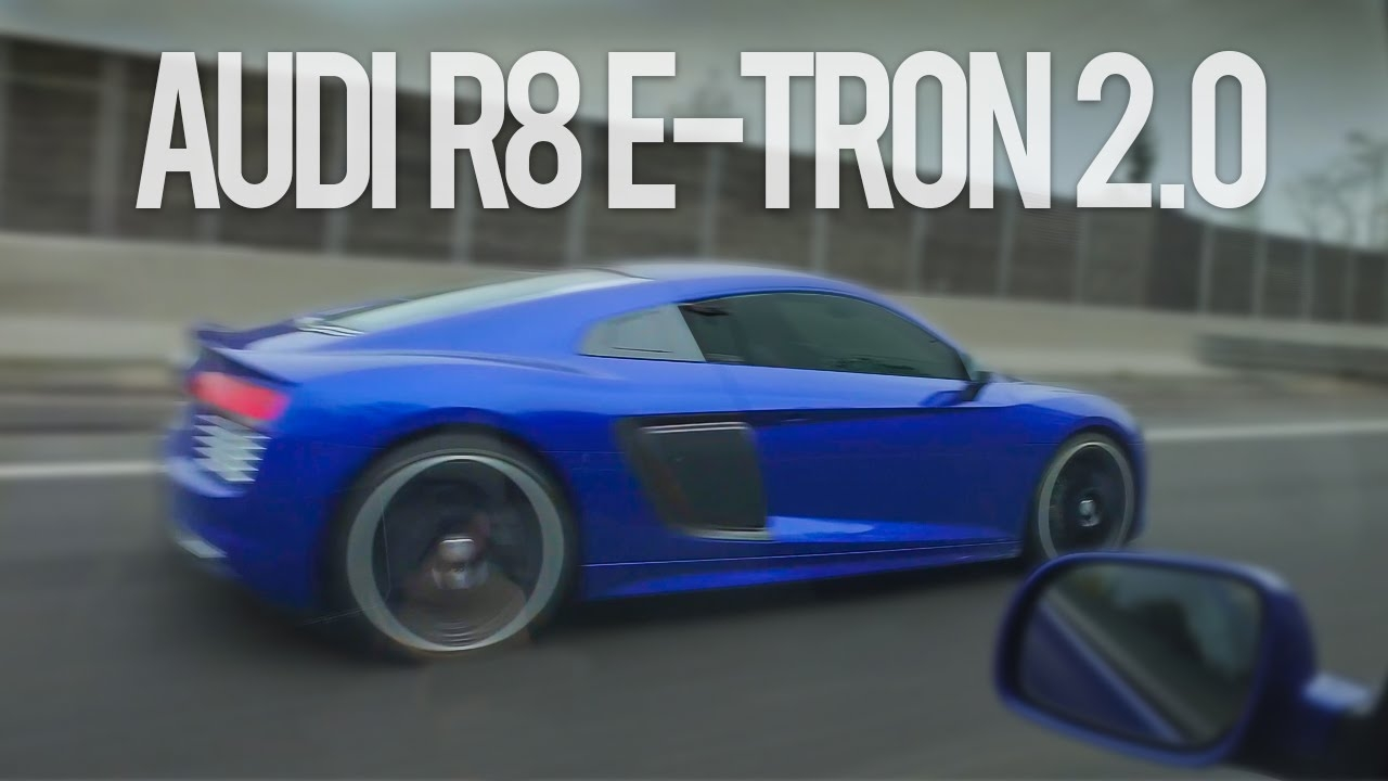 99 All New 2019 Audi R8 E Tron Pictures