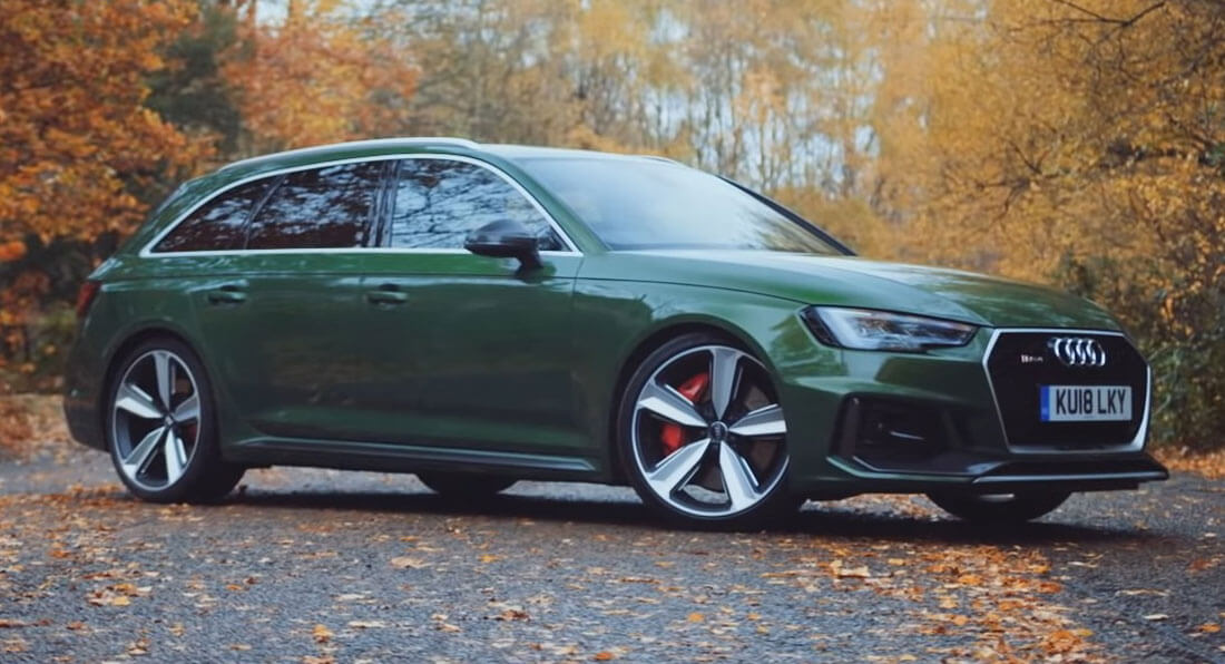 99 All New 2019 Audi Rs4 New Concept