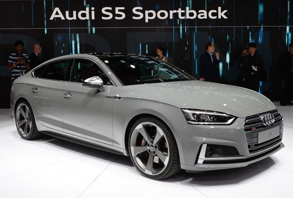 99 All New 2020 Audi S5 History