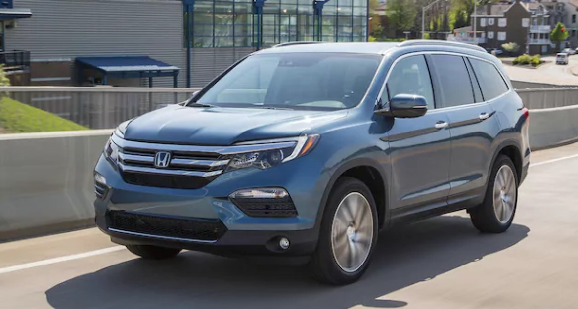 99 All New 2020 Honda Pilot Spy Photos Specs and Review