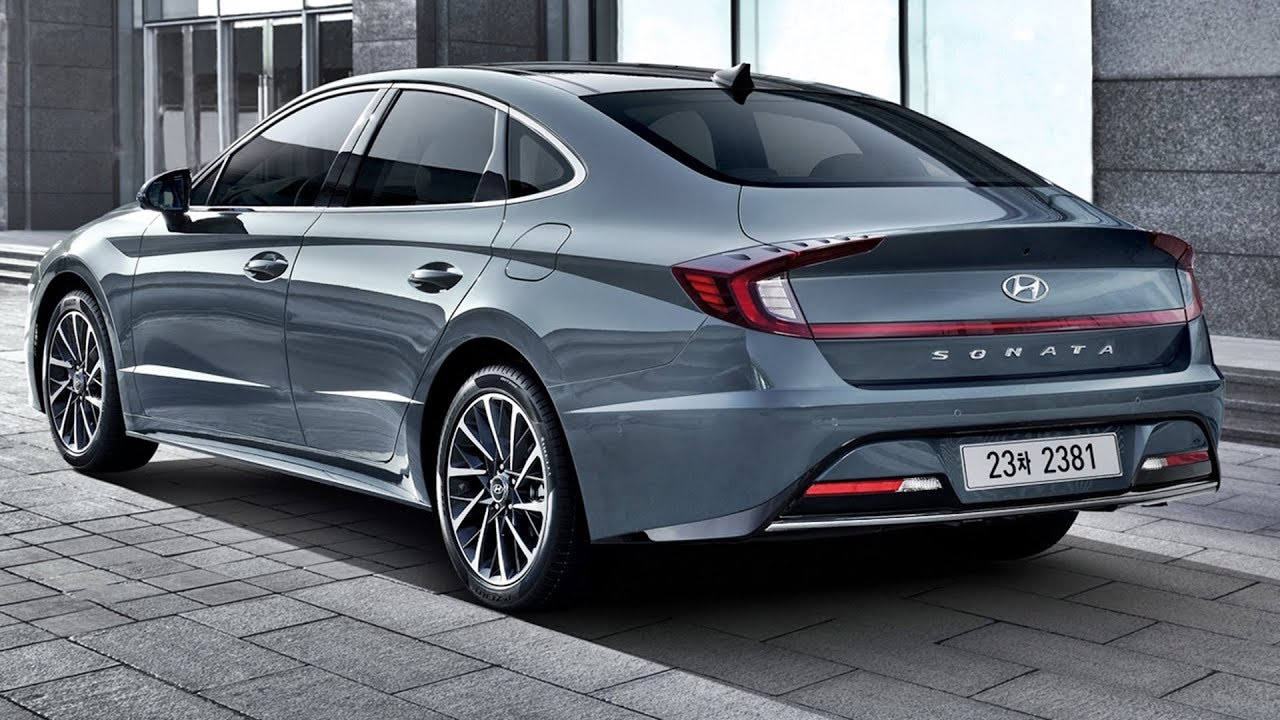 99 All New 2020 Hyundai Sonata Price and Release date