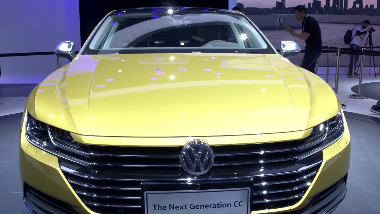 99 All New Next Generation Vw Cc Pricing