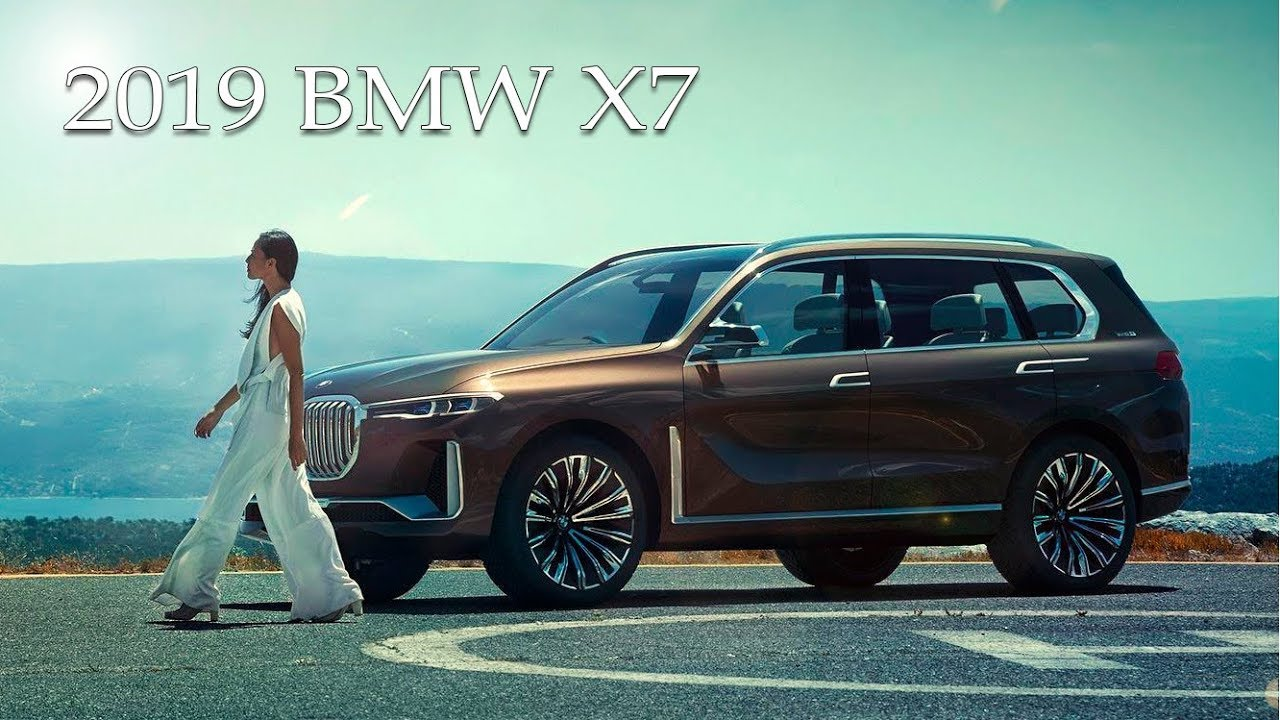 99 Best 2019 BMW X7 Suv Series Review and Release date