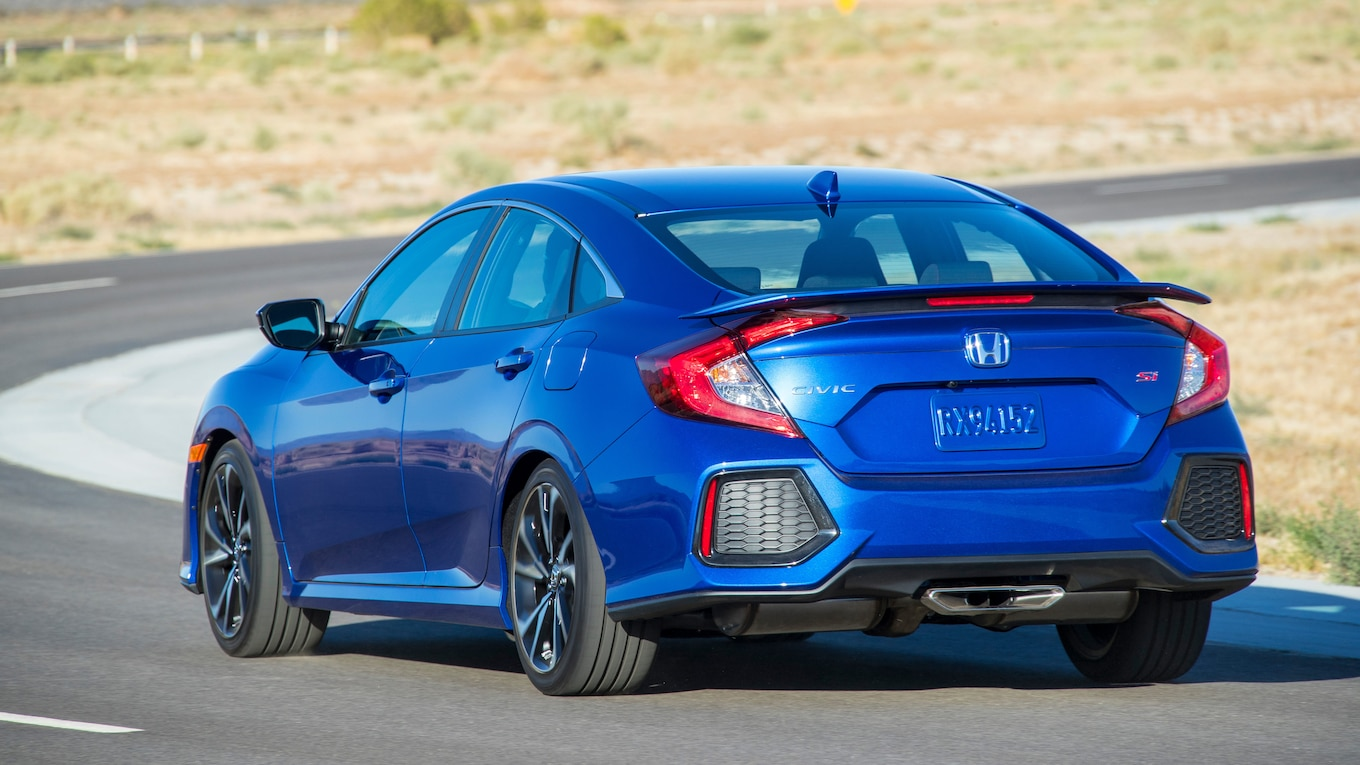 99 Best 2019 Honda Civic Si Sedan Spesification