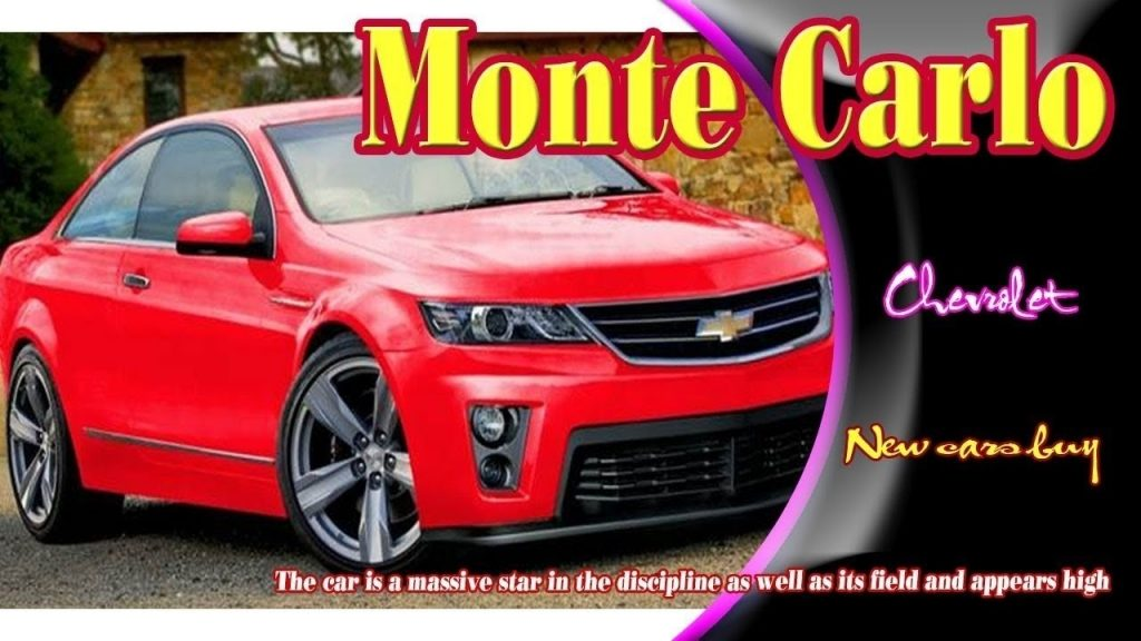 99 Best 2020 Chevy Monte Carlo Price Design and Review