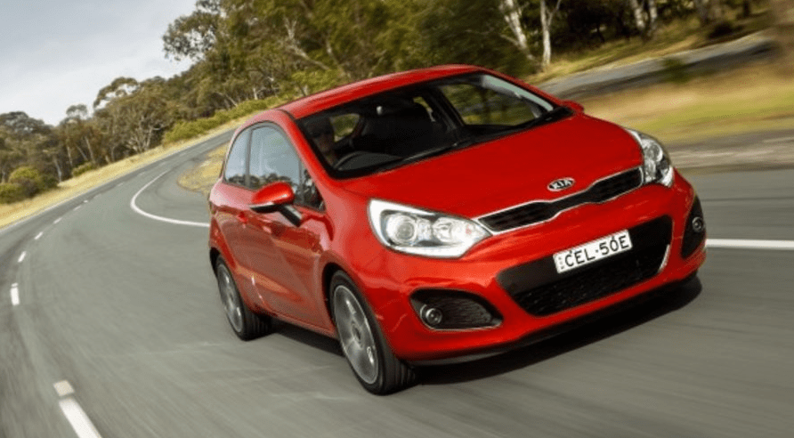 99 New 2020 All Kia Rio Picture