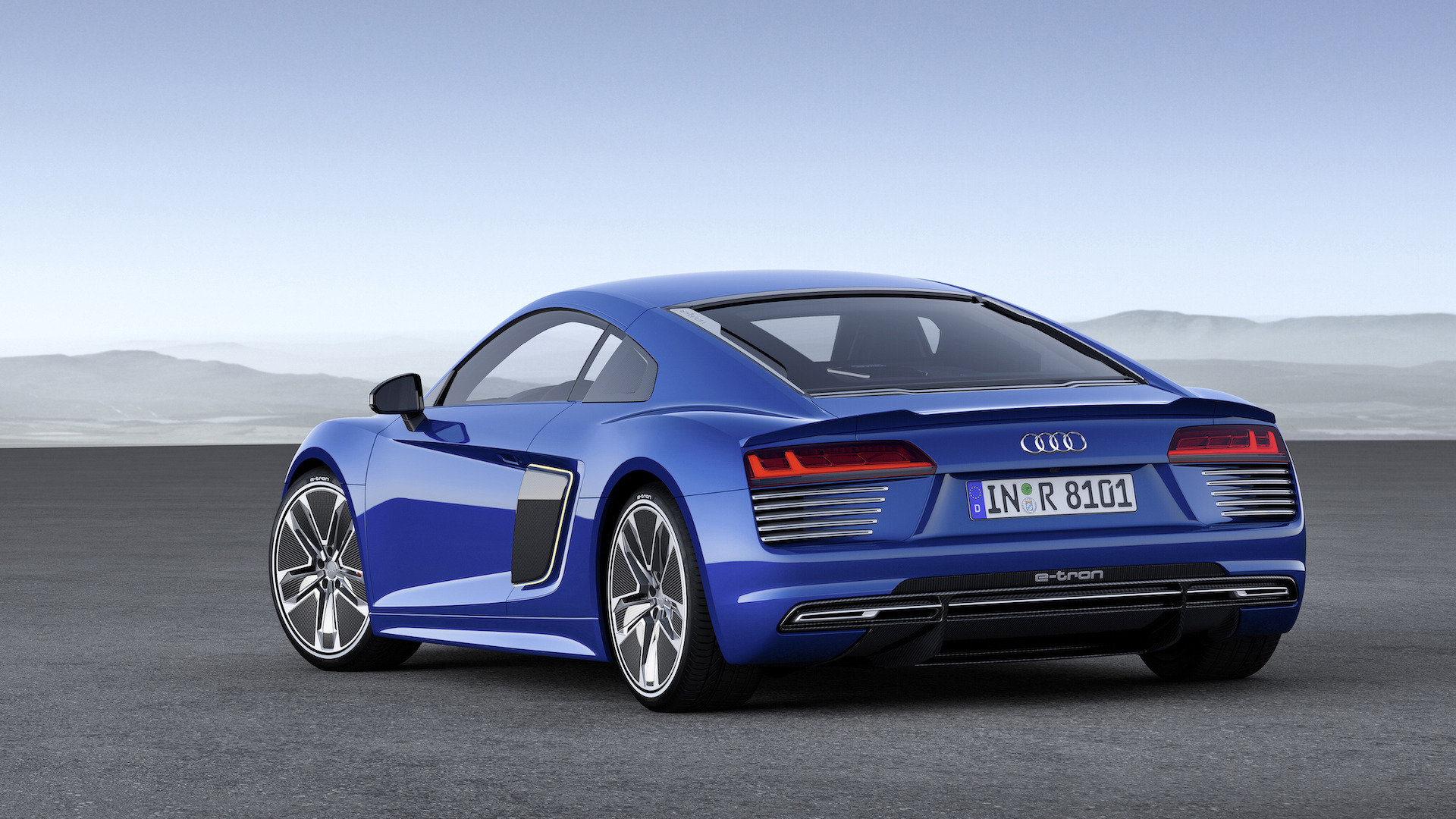 99 New 2020 Audi R8 E Tron Overview