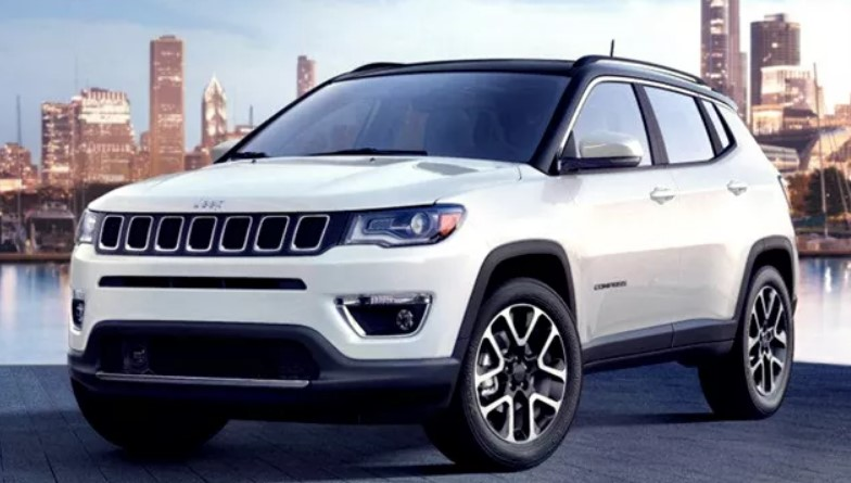 99 New 2020 Jeep Compass Wallpaper