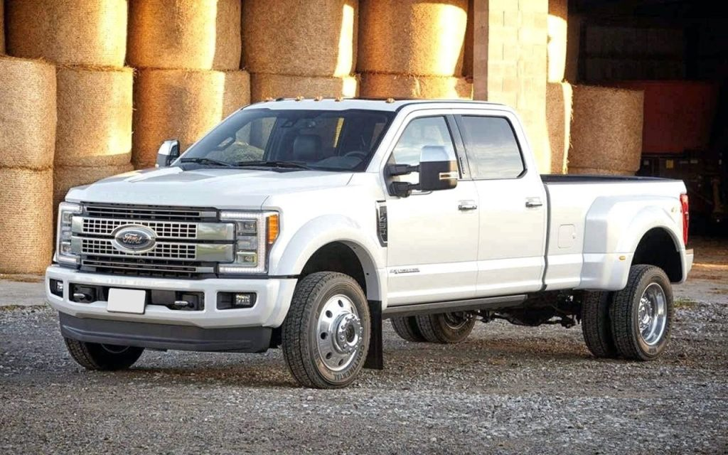 99 New 2020 Spy Shots Ford F350 Diesel Spy Shoot