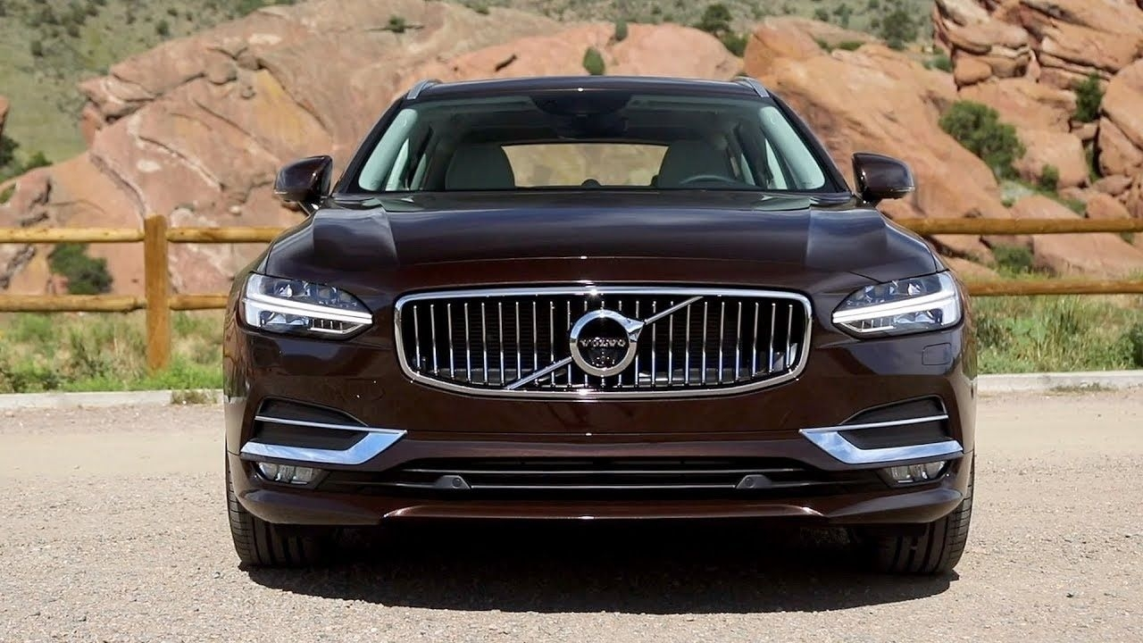 99 New 2020 Volvo V90 Specification New Model and Performance