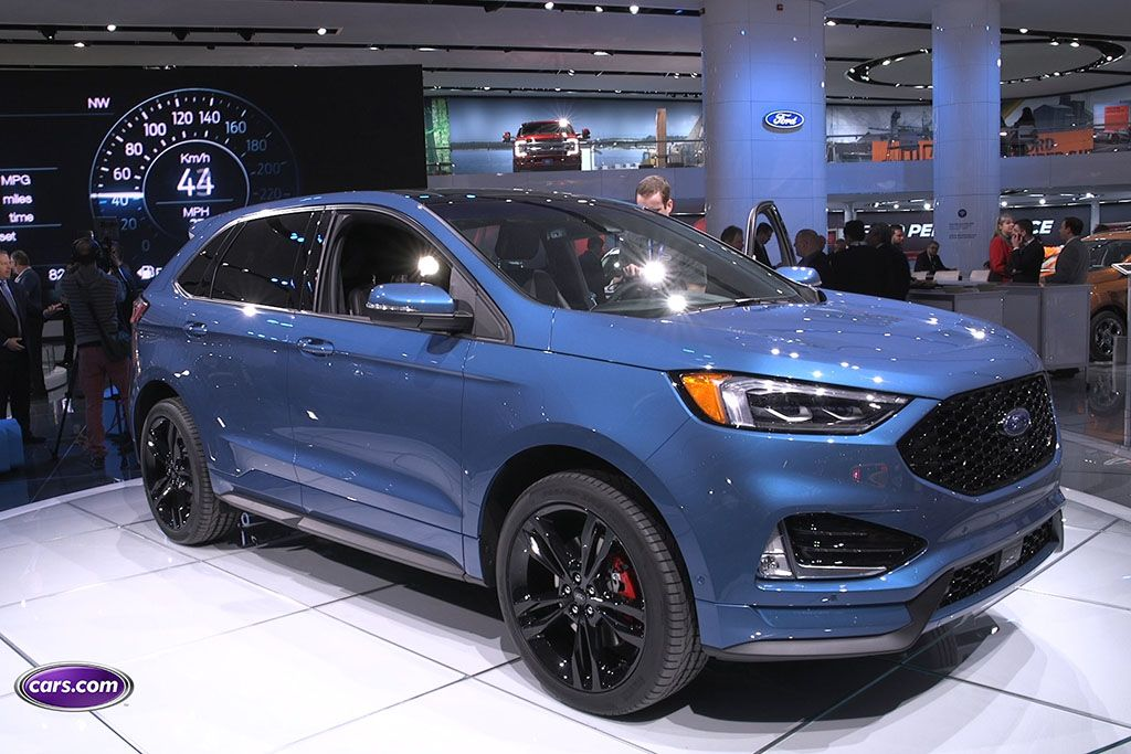 99 The 2019 Ford Edge Sport Pricing