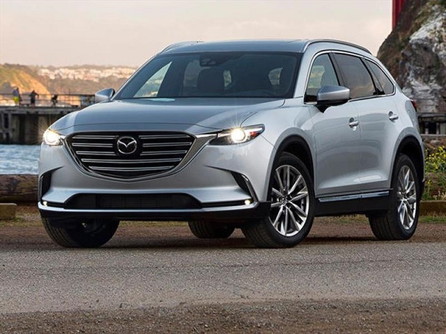 99 The 2019 Mazda Cx 9 Rumors Redesign and Concept