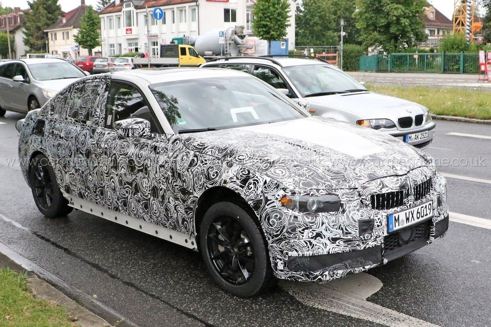 99 The 2020 BMW 3 Series Edrive Phev Picture