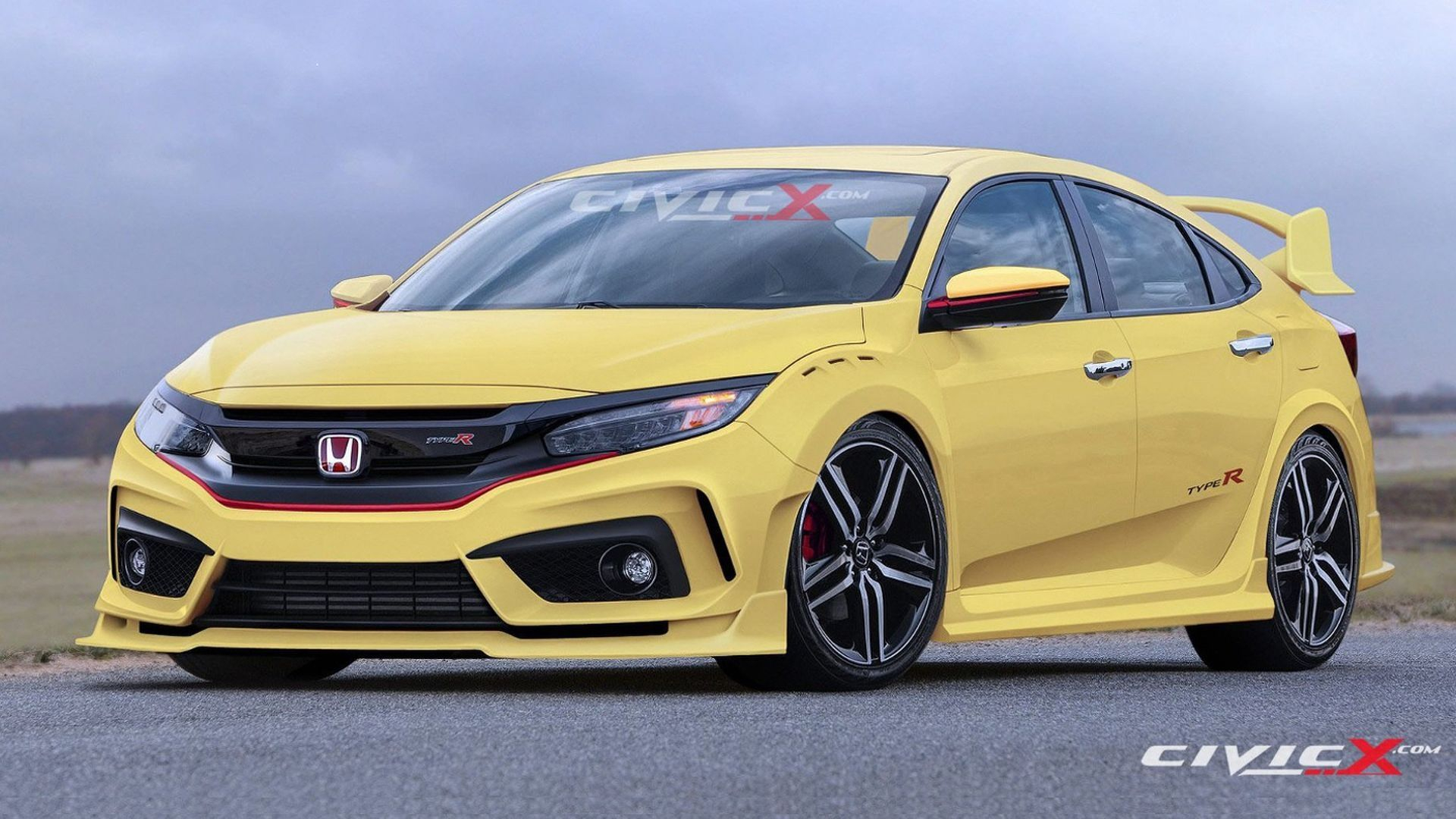 99 The 2020 Honda Civic Si Type R New Concept