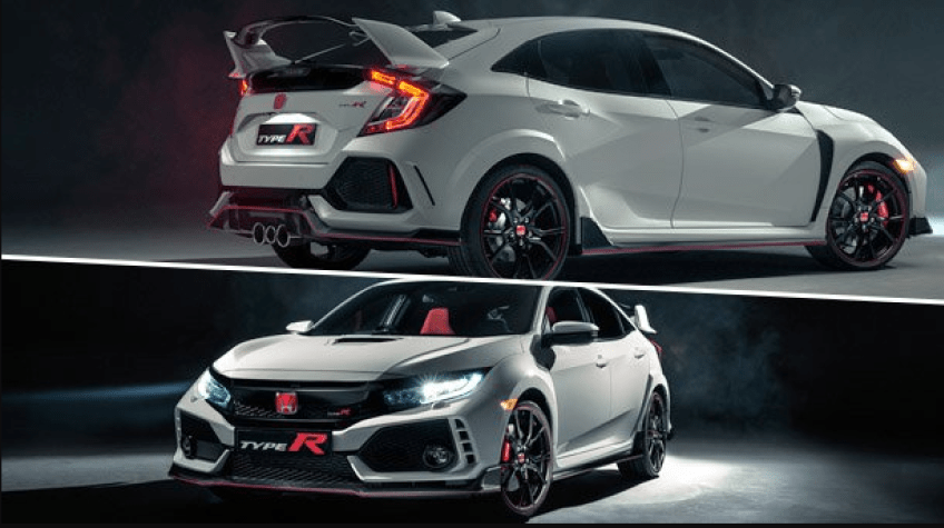 99 The 2020 Honda Civic Type R Style