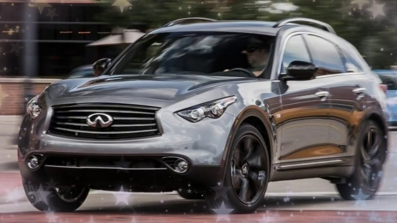 99 The 2020 Infiniti QX70 Engine