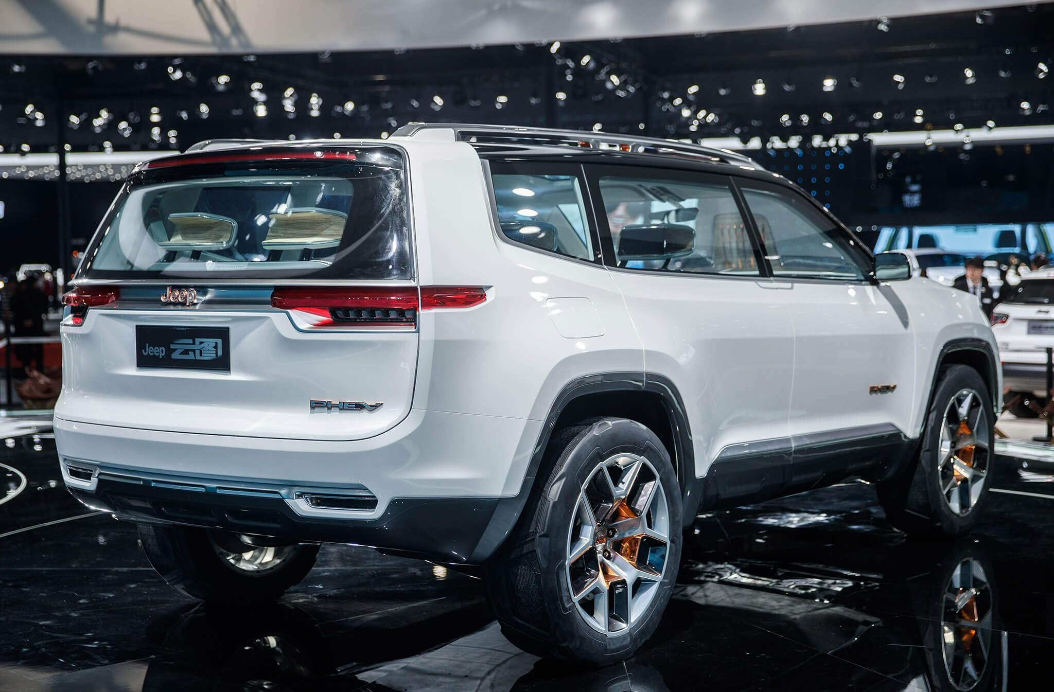 99 The 2020 Jeep Grand Cherokee Concept