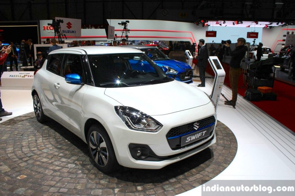 99 The 2020 New Suzuki Swift Sport Interior