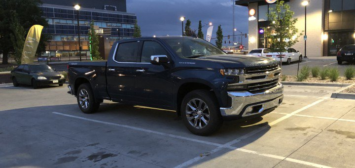 99 The 2020 Spy Silverado 1500 Diesel First Drive
