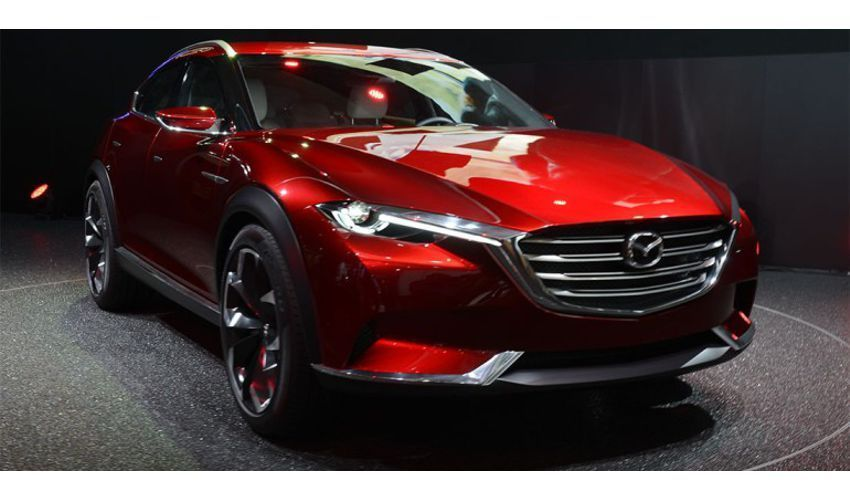 99 The Best 2019 Mazda Cx 7 Exterior