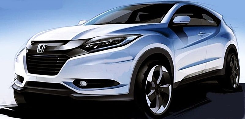 99 The Best 2020 Honda HR V Overview