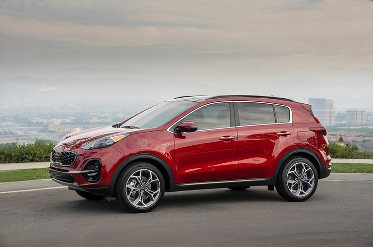 99 The Best 2020 Kia Sportage Release