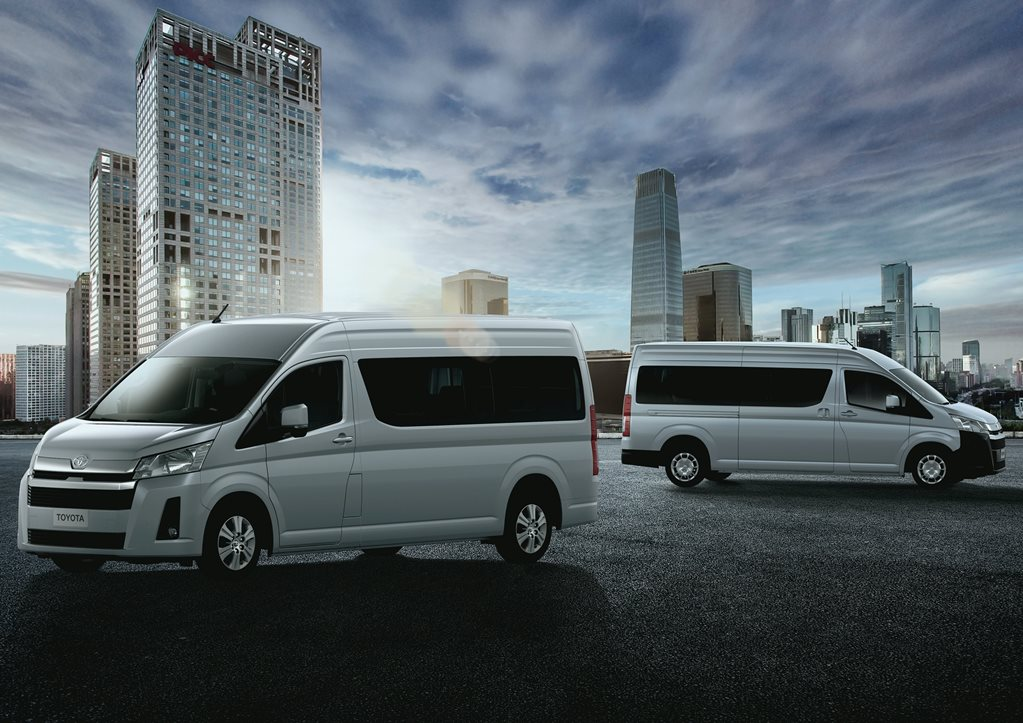 99 The Best 2020 Toyota Hiace Interior